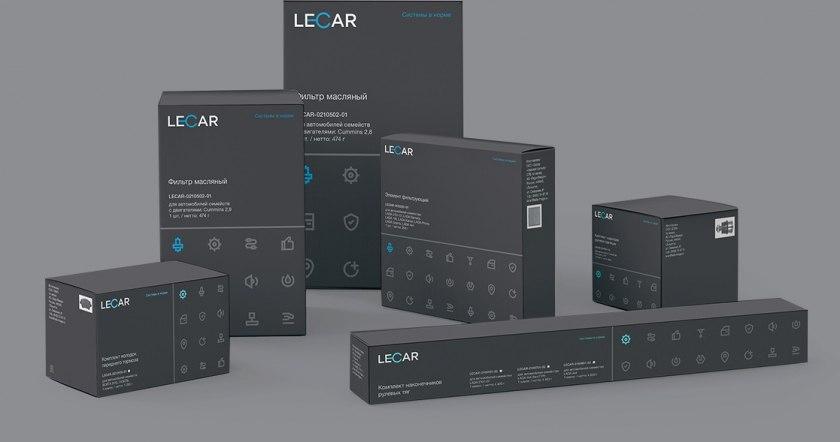 LADA Dеталь представила линейку фирменных запчастей LECAR
