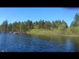 Сплав река Пра - 2