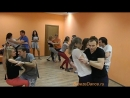 Бачата продвинутая в школе танцев Breeze Dance с Виталием Гудименко