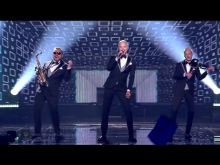 Sunstroke Project - Hey Mamma (Moldova) LIVE at the first Semi-Final  Молдова финал Евровидение 2017