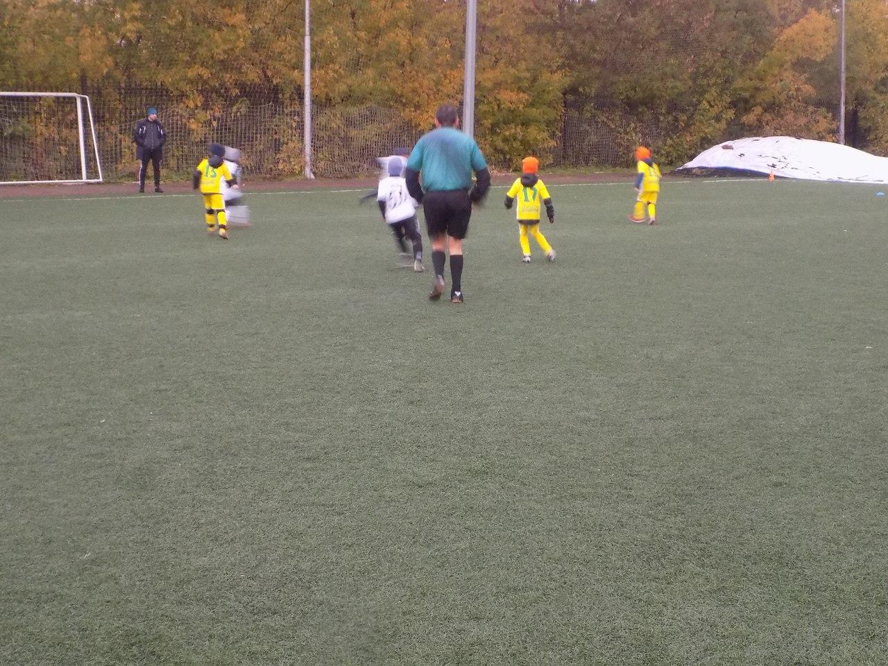 Итоги первого игрового дня турнира по футболу среди детских команд 2010 г.р.