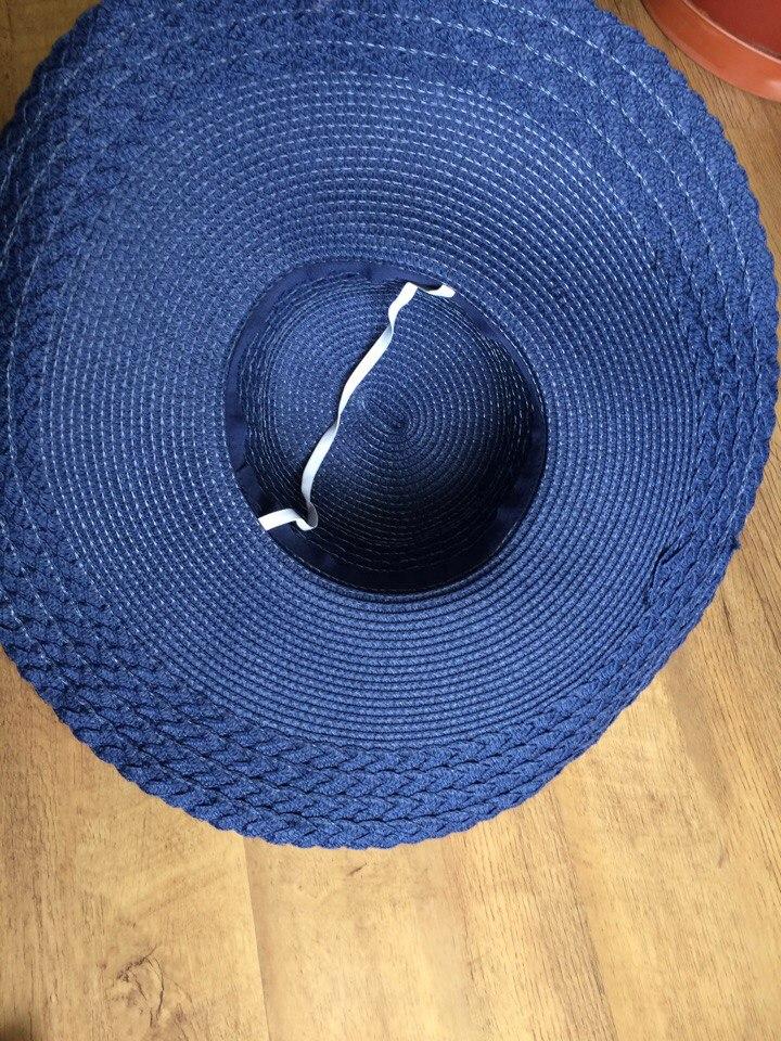 Соломенная шляпка за 901