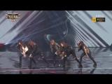 Seulgi (Red Velvet) x Momo (TWICE) x Yoojung x Chungha (I.O.I) x SinB (GFriend) - Be Mine @ 2016 KBS Gayo Daechukje 161229