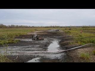 3-й этап чемпионата Томской области по трофи-рейдам Медвежий угол