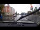 Перекресток Гоголя и Чкалова. Если медленно то можно и на красный... г.Пенза - группа АВТОХАМ ПЕНЗА