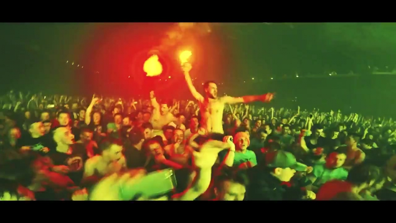 The Prodigy Nasty Live in Moscow Russia
