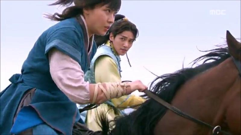 Скачки на конях | Empress Ki | Императрица Ки