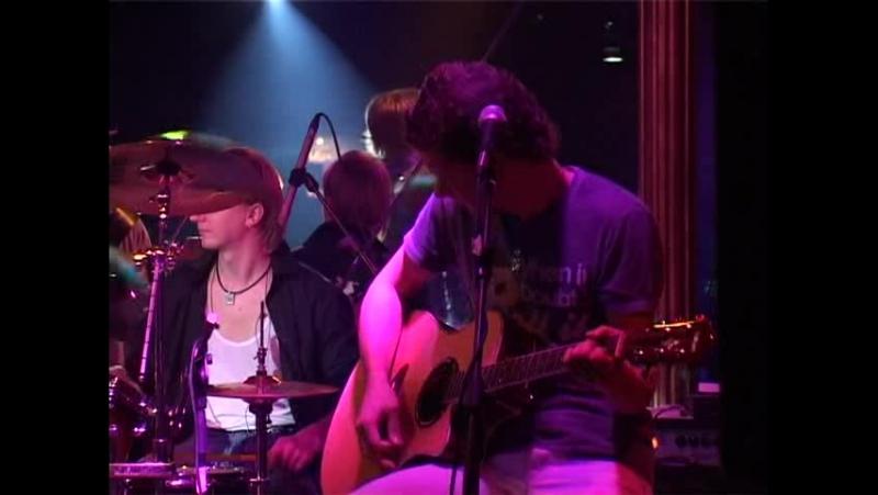 Velvet Stars - Angel (Gotthard cover) Live in Sinatra Club 2010