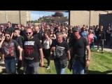State Prison, Horsens, Denmark, 25.05.1017 Rammstein