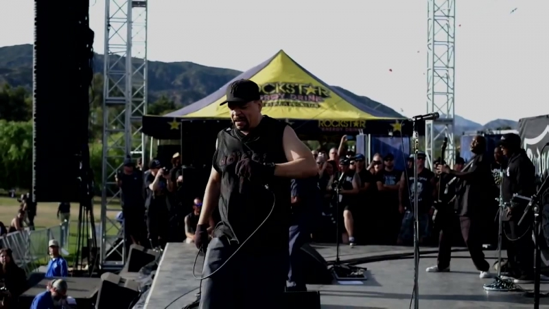 BODY COUNT MANSLAUGHTER Music Video KNOTFEST 2015