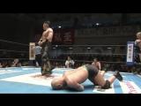 Gedo, Hirooki Goto, Jado vs. Minoru Suzuki, Taichi, Yoshinobu Kanemaru (NJPW - Road To Sakura Genesis 2017 - Day 2)