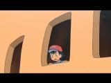 Pokemon S&ampM (Pocket Monsters S&ampM) - 22 Sub  Покемоны 20 сезон 22 серия (английские субтитры)