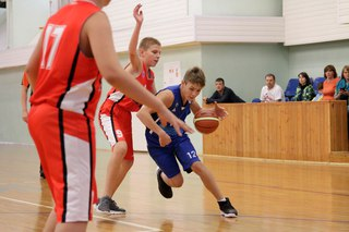 Первенство области по мини-баскетболу среди юношей 2005 г.р.