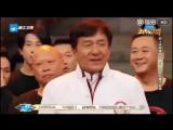 Джеки Чан встретился со старой гвардией каскадёров