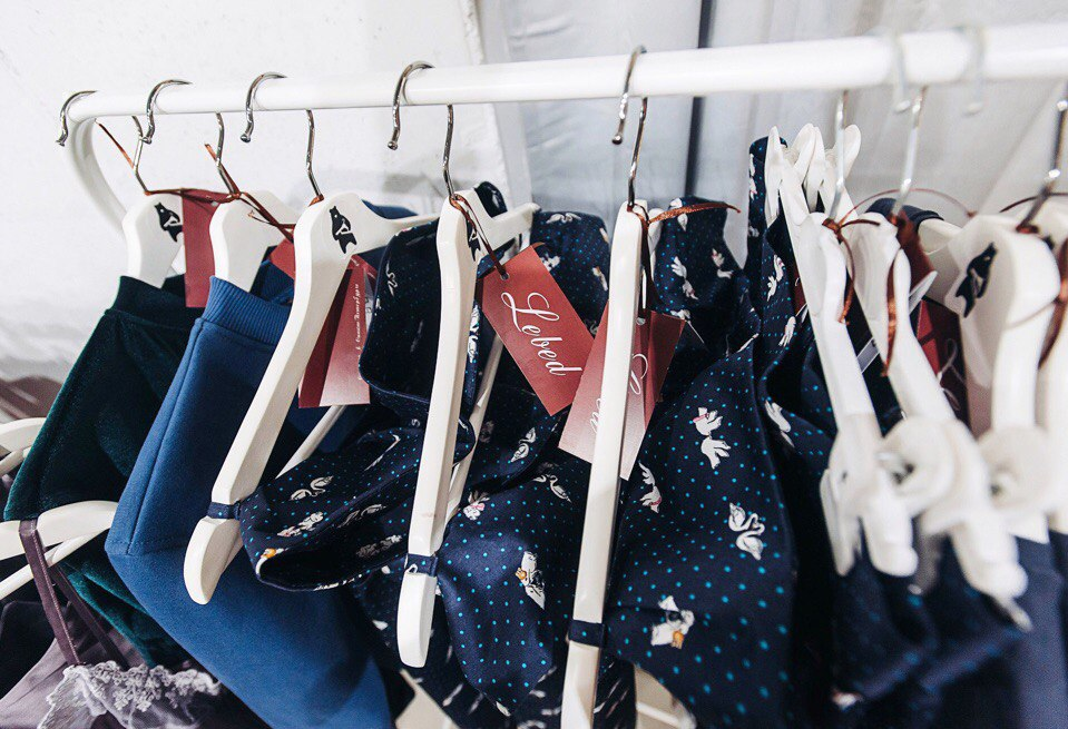 #Lebed- линия женской одежды, создаваемая на основе натуральных  фактур. В основе идеи бренда - мягкий женственны...
