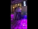 Танец Машеньки с любимым папулей 💖💖💖