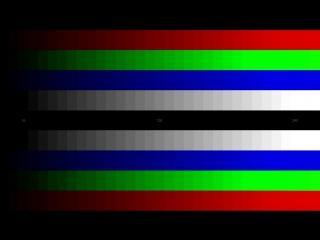 Видео-тест для проверки монитора на битые пиксели.