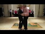 А вот они, опять, танцуют под песню Виктора Королёва - Хулиганка, ты девчонка, л
