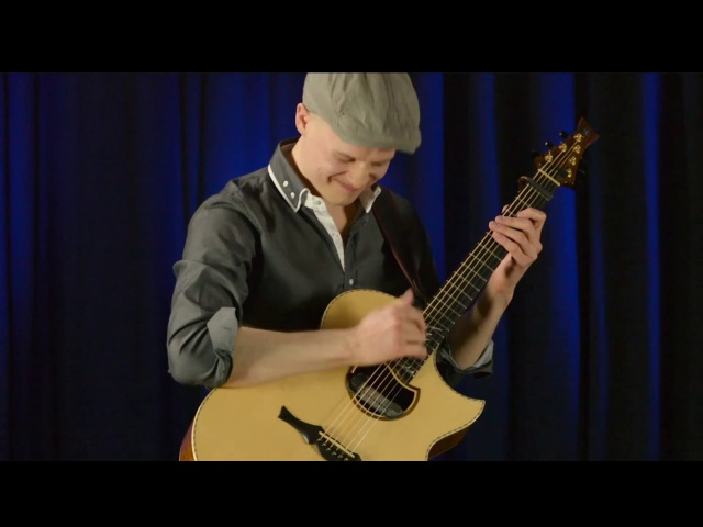 Petteri Sariola - Freedom Rag (Solo Guitar)