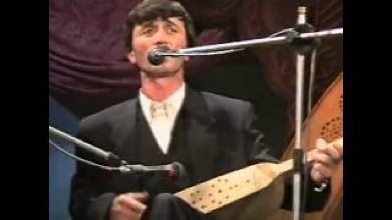 Аварский пандур Поёт Зубейров Асильдар