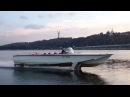 Катер Стрела Волга на подводных крыльях