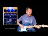 Free The Tone QUAD ARROW DISTORTION (Pt. 1 - Fender amp)