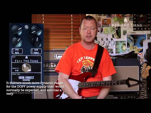 Free The Tone : IRON FOREST (humbuckers)