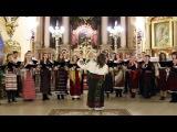 Коляда, колядка - Молоджний хор Собору Св.Юра, м.Львв