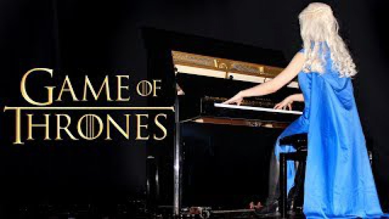 Game of Thrones Theme Song | Piano Solo by Yuval Salomon