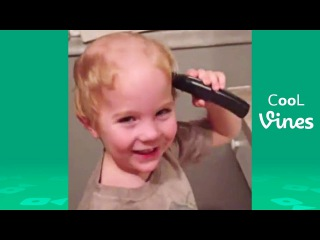 Try Not To Laugh Challenge - Funny Kids Fails Vines compilation 2017
