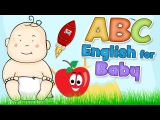 ABC words in English for baby
