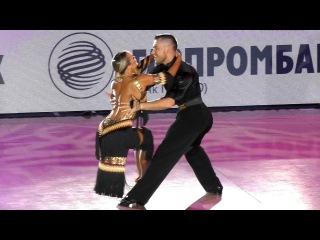 Timur Imametdinov & Nina Bezzubova | Solo Rumba | 2017 GrandSlam Latin Moskow