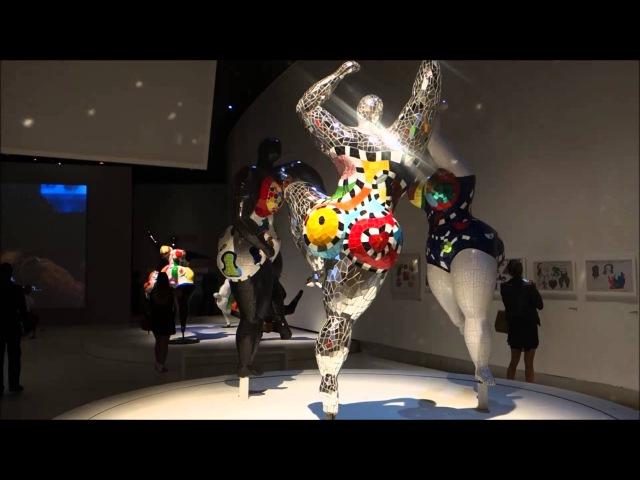 Niki de Saint Phalle - Les trois Grâces