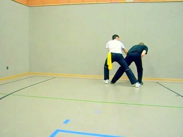 Ha Fu Gau Cha Kuen 黑虎交叉拳 Anwendung - Kung Fu Nottuln - M-Kung-Fu.de 2013 - Seven Star Mantis Kung Fu