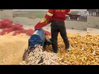 Modern Farming Agriculture - Amazing Homemade Invention Machine #HD720p