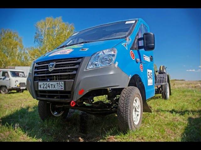 Новый Соболь 4х4 Некст 4WD 2018 полный привод новости завода Газ   Дата выхода Соболь Next 4х4 2019