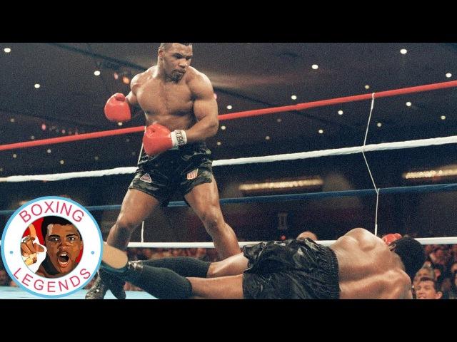 Mike Tyson vs Trevor Berbick (Highlights) [1986-11-22]