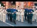 Первая в этом году церемония развода пеших и конных караулов Президентского пол...
