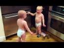 Cпор детей близнецов. МЕГА РЖАЧ