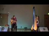 Voyage pour Irlande - Pierre Bensusan arrangement for Guitar and Harp by Mike Dawes and Amy Turk
