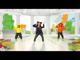 танцы! Just Dance Kids 2 - The Gummy Bear HQ 169