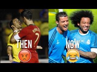 Cristiano Ronaldo & Marcelo ● Best Friends - Funny moments 2017