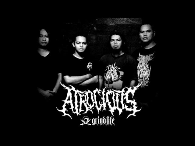 Atrocious - Mati Terbakar (Promo 2017)