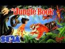 The Jungle Book / Книга джунглей Sega 16-bit Mega Drive/Genesis Прохождение