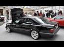 Merсedes Benz W124 E 6.5 Brabus История