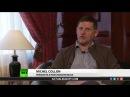 Entrevista con Michel Collon periodista e investigador belga