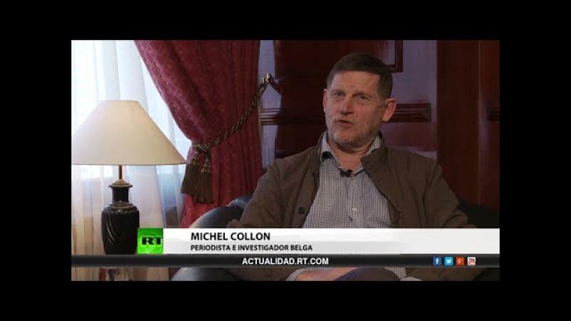 Entrevista con Michel Collon, periodista e investigador belga