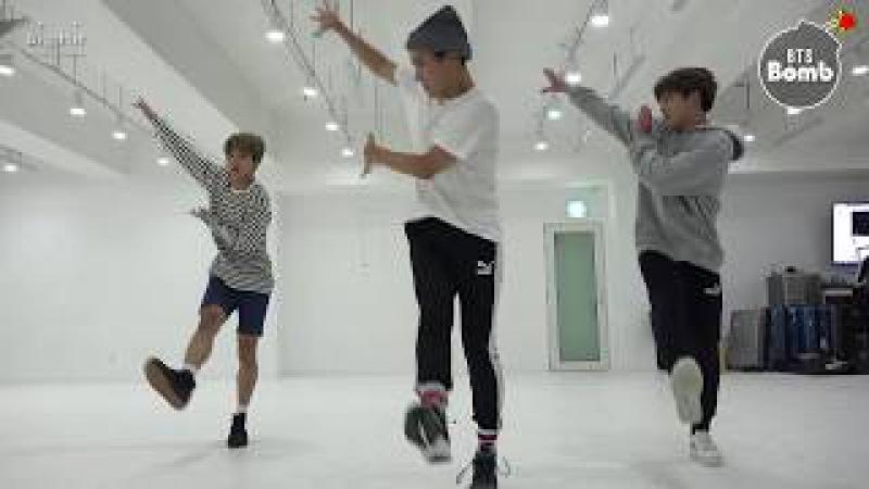 BANGTAN BOMB 613 BTS HOME PARTY Practice Unit stage '삼줴이 3J ' BTS 방탄소년단
