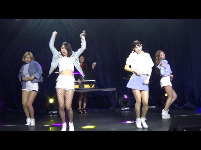 걸그룹오마주(O My Jewel) - 탬버린 - 강남 뉴타TV 2017.10.12일.hnh.