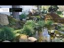 Как сделать озеро в японском стиле! KOSTYA UDIN LANDSCAPE STUDIO